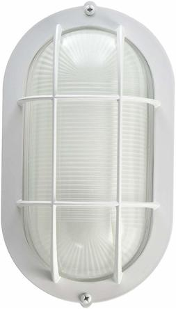 Exterior Wall Light White Fixture Sconce Outdoor Ceiling Nau