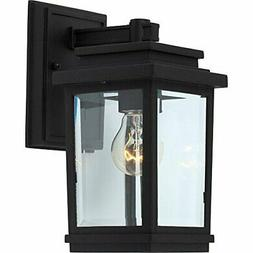 Artcraft Lighting Fremont Outdoor Wall Sconce, Black