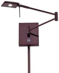 George Kovacs P4328-631 One Light Led Swing Arm Wall Lamp