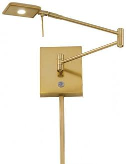 George Kovacs P4328-248 1 Light LED Swing Arm Wall Lamp by K