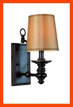 Trans Globe Lighting 9621 Sconce, Rubbed Oil Bronze