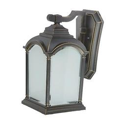 Artcraft Lighting Hartford Large Wall Sconce Light, Black