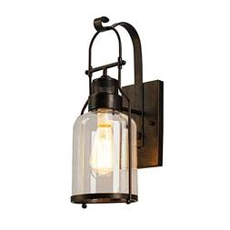 BAYCHEER HL422437 Industrial Country Style 18'' H Single Lig