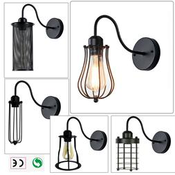 Industrial Retro Wall Light Vintage Style Home Lighting Wall