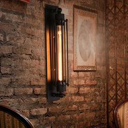 Industrial Rustic Wall Sconce Lamp Vintage Steampunk Edison