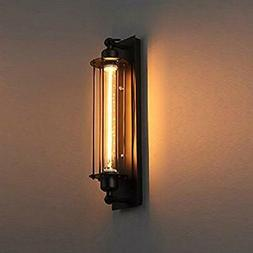 Industrial Wall Light Edision Vintage Sconce Fixture Metal C