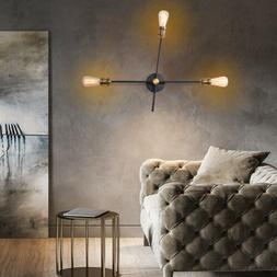 Industrial Wall Light Sconce Vintage Lighting Aisle Stair Fi