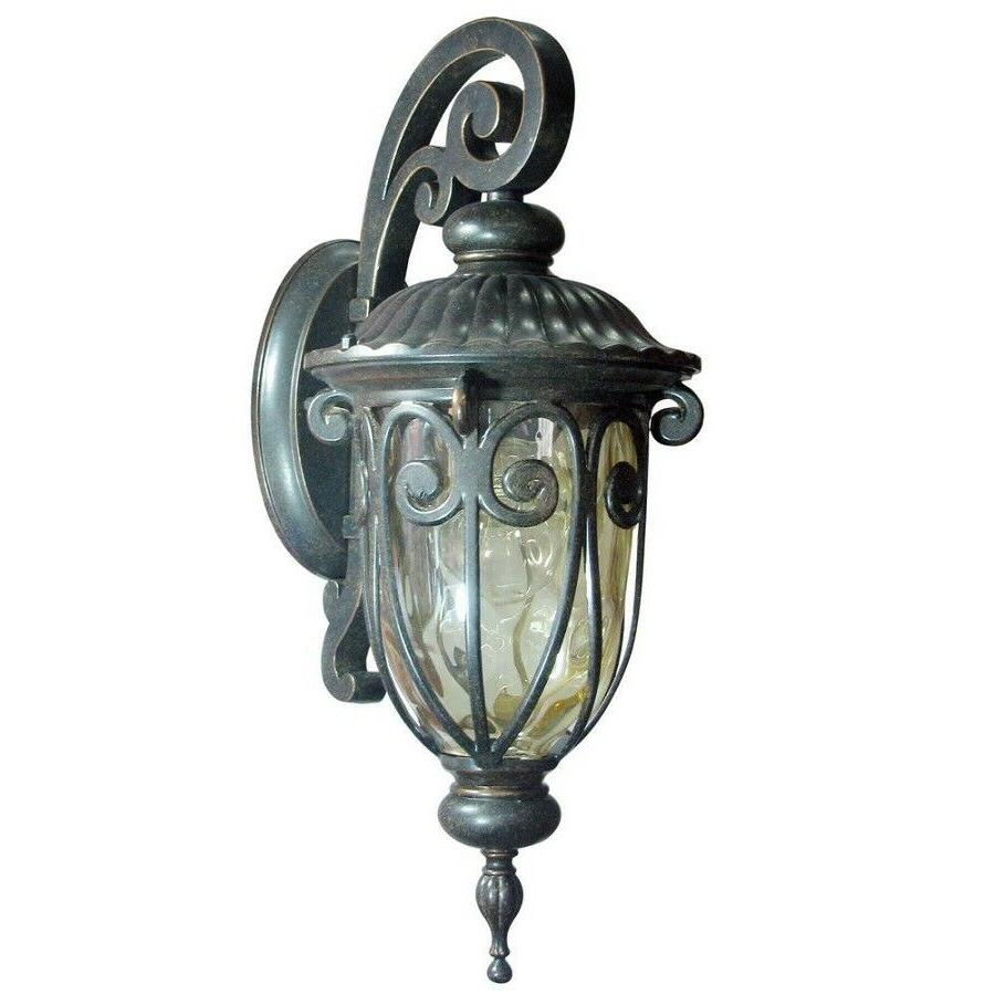 1 Light Wall Mount Sconce Lantern