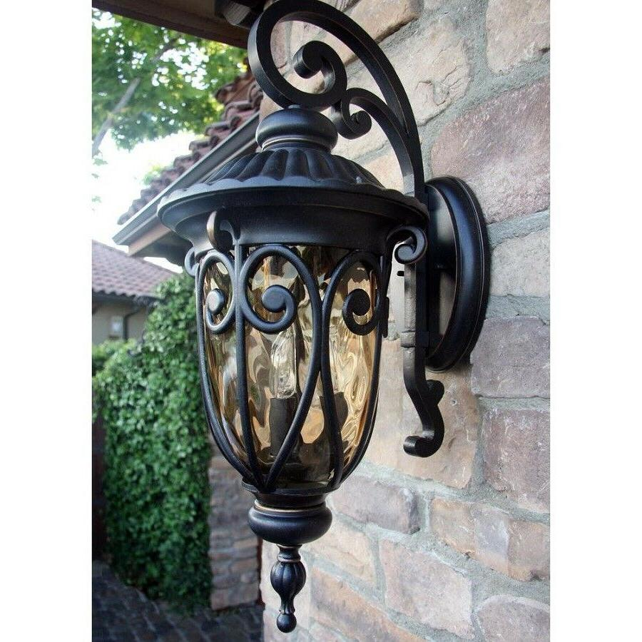 1 Wall Outdoor Lantern
