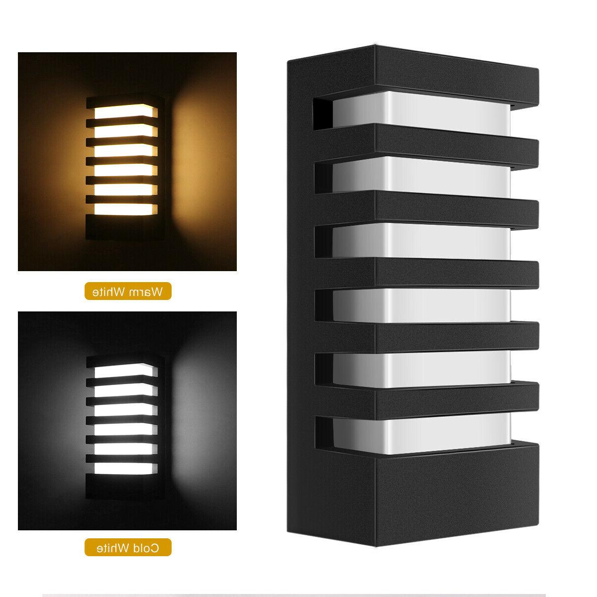 15W LED Wall Modern Lamp Outdoor