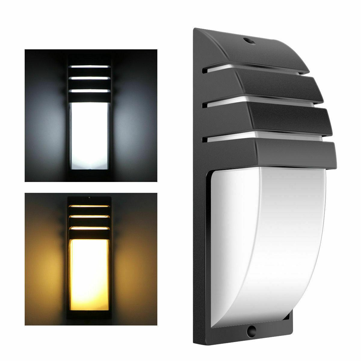 15W Wall Sconce Modern Porch Lamp Indoor Fixture