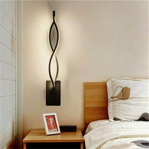 Modern 16W Minimalist Ceiling Light Wall Sconce Fixture for