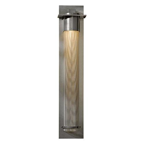 Hubbardton Forge 206460-1000 Forge Airis Sconce Vintage Seeded Glass , Finish