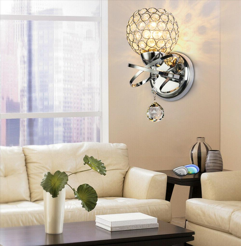 2pcs Wall Light LED Sconce Ceiling Lamp Chandelier