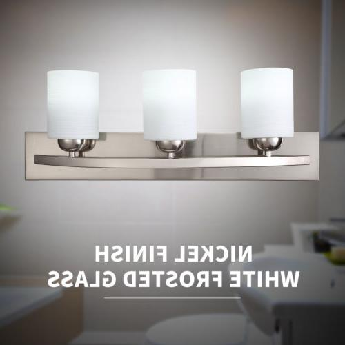 3 Light Metal Wall Sconce Modern Pendant Lampshade Fixture V