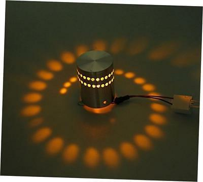 Tanbaby 3W LED Wall Sconce Indoor Lights Lamp