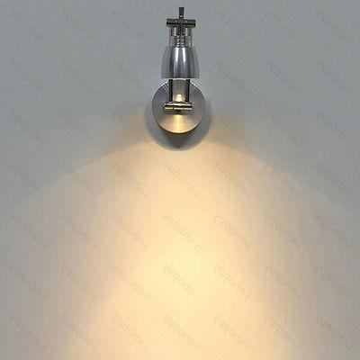 3W LED Wall Sconce Picture Rotatable Light