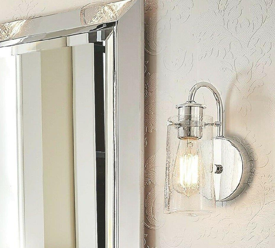 "Kichler Braelyn Light 10"" Tall Sconce with"
