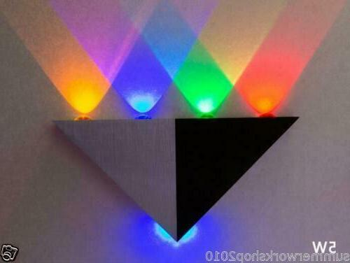 5w led indoor wall sconce up down