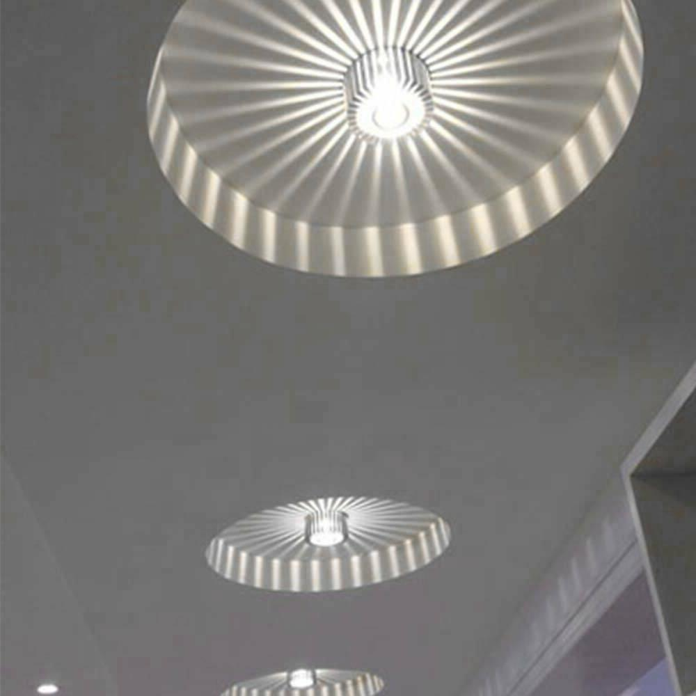 5W LED Wall Ceiling Lighting Fixture Decor Lamp