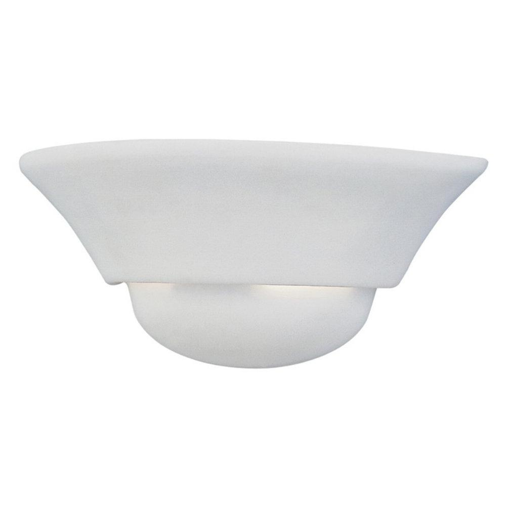 Designers Fountain 6031 Value Wall Sconce Wall Sconce in Whi