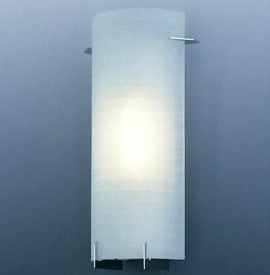 Designers Fountain 1-Light Wall Sconce with Glass Chrome