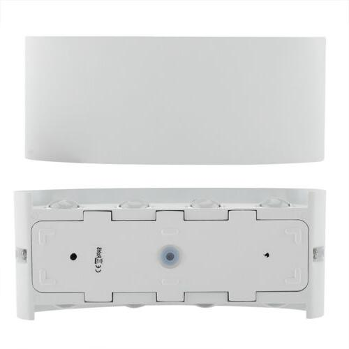 8W LED Wall Lamp Outdoor Hallway Waterproof