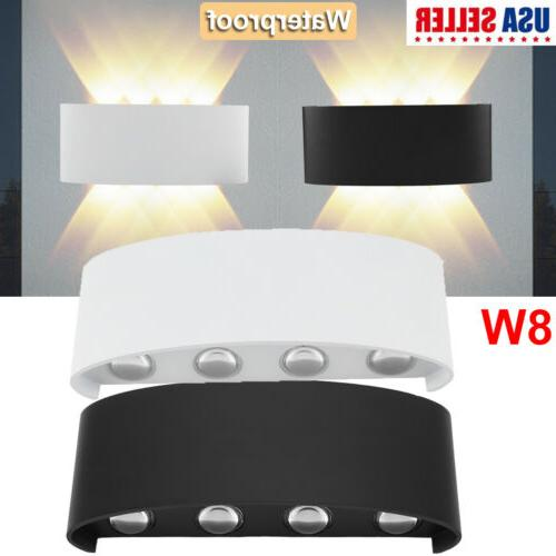 8W LED Light Lamp Waterproof