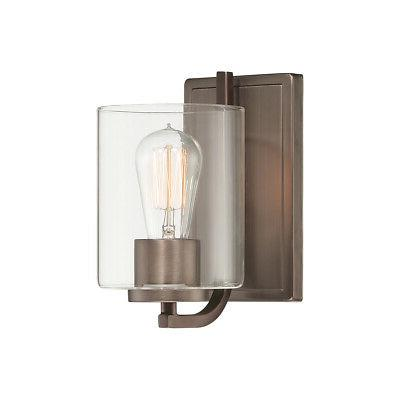 93001 scb liam wall sconce satin copper