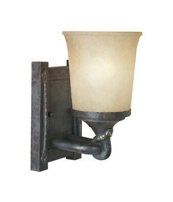 97301 single light wall sconce from