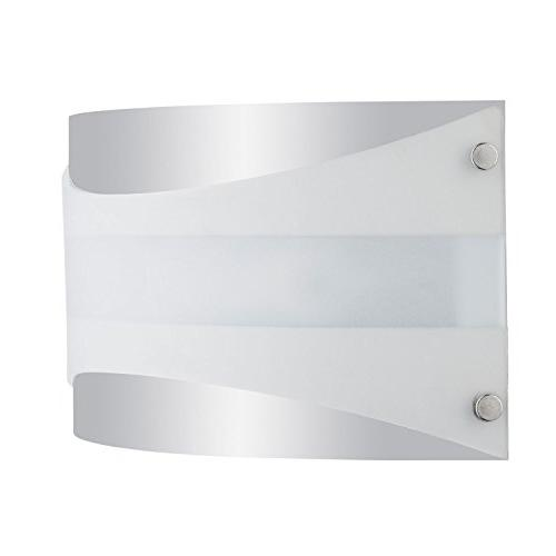 acciaio wall sconce 1 light