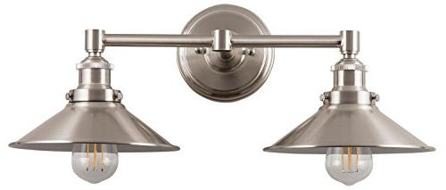 Andante Light Wall Sconce Brushed