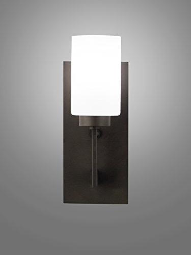 Brio Sconce Fixture – w/ Frosted Glass Linea Liara