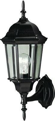 "Cast Aluminum 20"" Outdoor Wall Lantern with Tannery Bronze P"