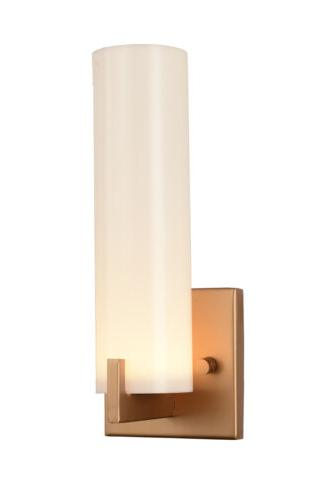 clearance apollo 1 light matte gold finish