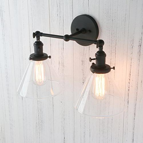 Industrial Wall Sconces with
