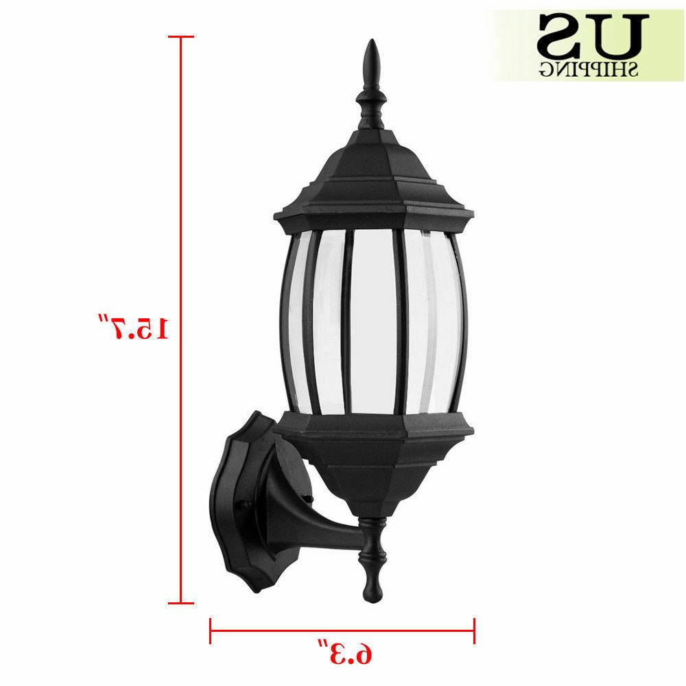 Exterior Light Wall Fixture Sconce Patio