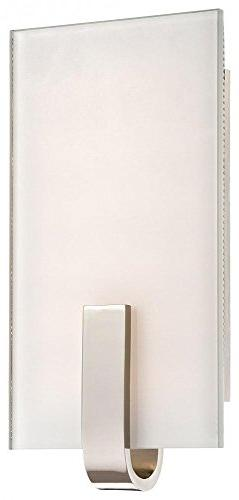 George Kovacs P1140-613-L, 1 Light LED Wall Sconce, Polished