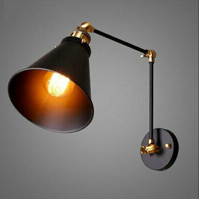 Industrial Double Indoor Sconce Shade