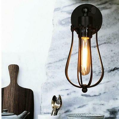 Industrial Wire Fixture Decor