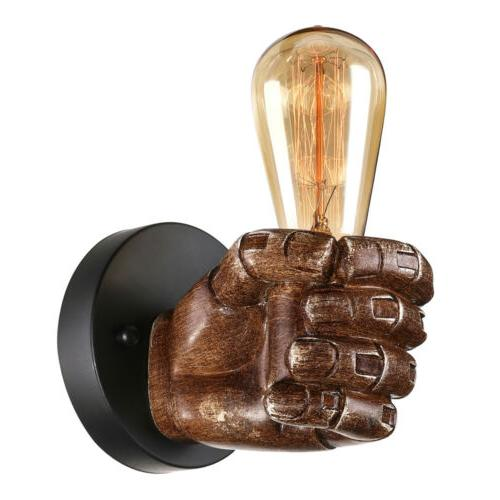 Double Hand Style Light Lamp