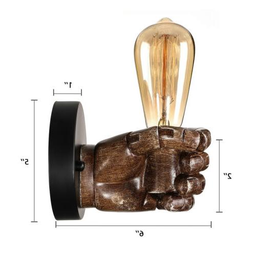 Industrial Vintage Double Style Lamp