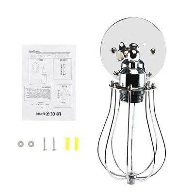 Lightess Sconce Chrome Wire