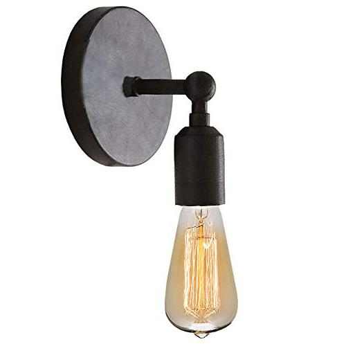 industrial wall sconce lamp vintage