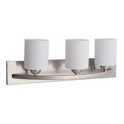 Lampshade 3 Light Wall Sconce Fixture Vanity US