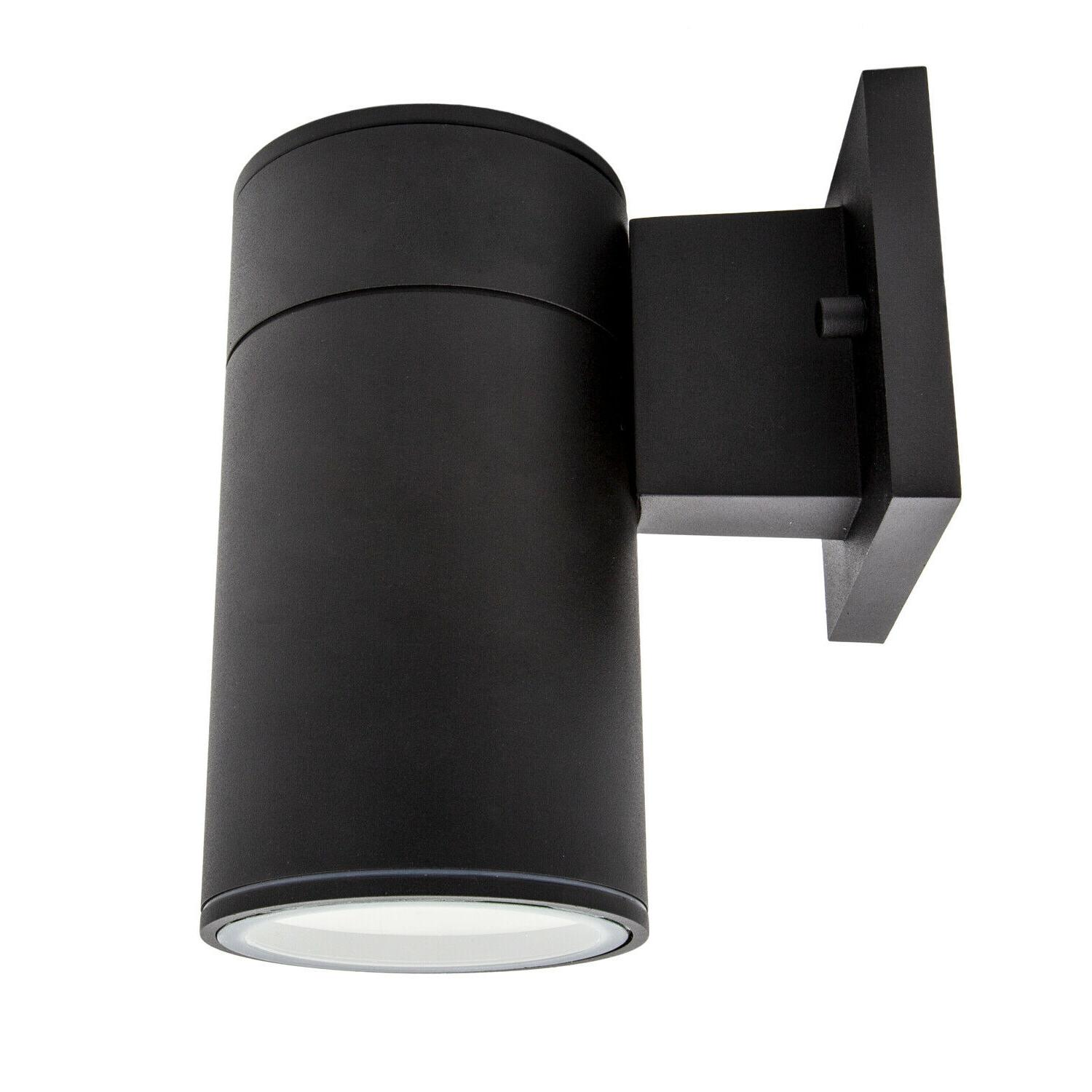Maxxima Cylinder Outdoor Wall Light 840 Photocell
