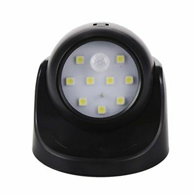 LED Light-operated Motion Cordless Sensor Battery Power Sconce Wall