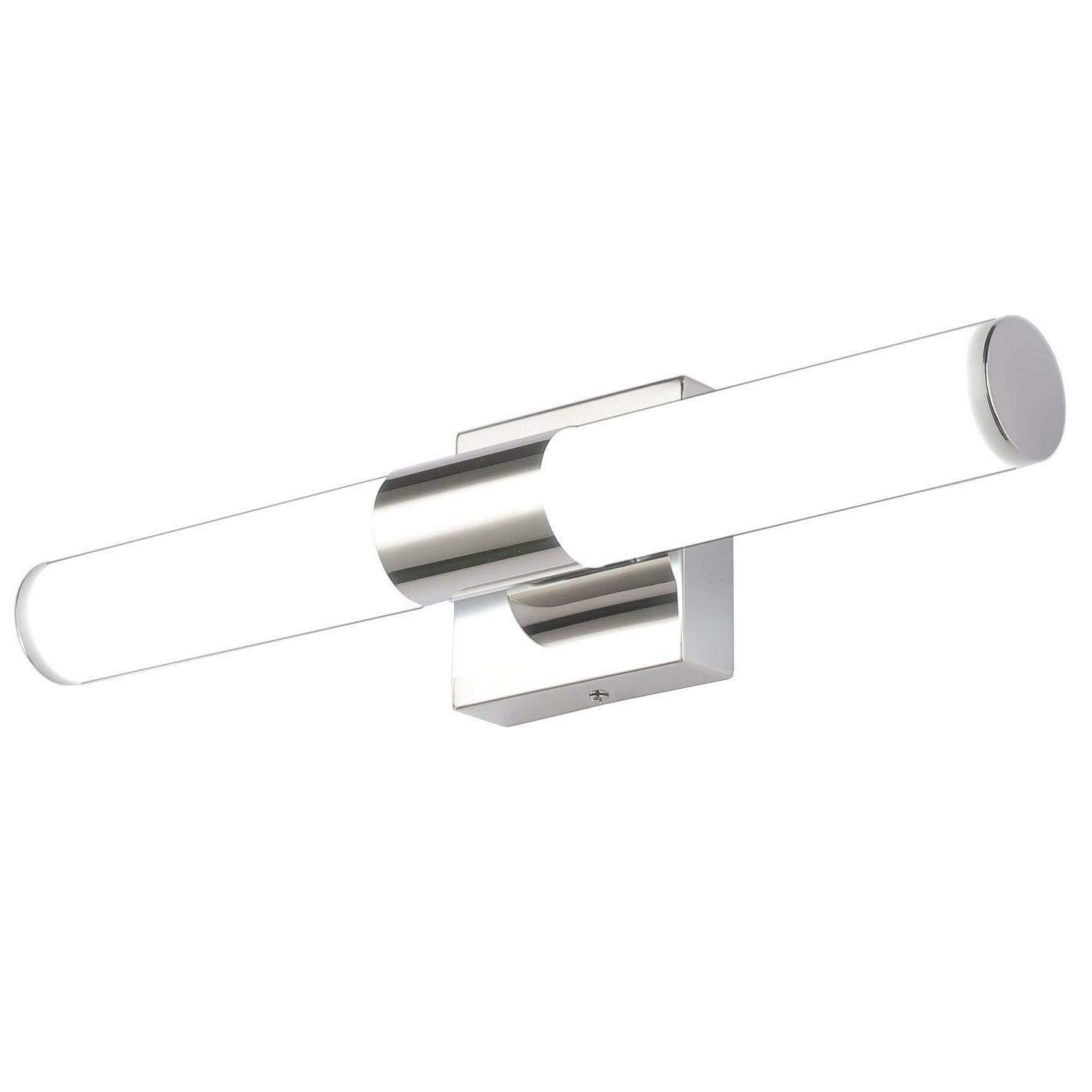 LED Lights, Modern Stainless Sconce 12W