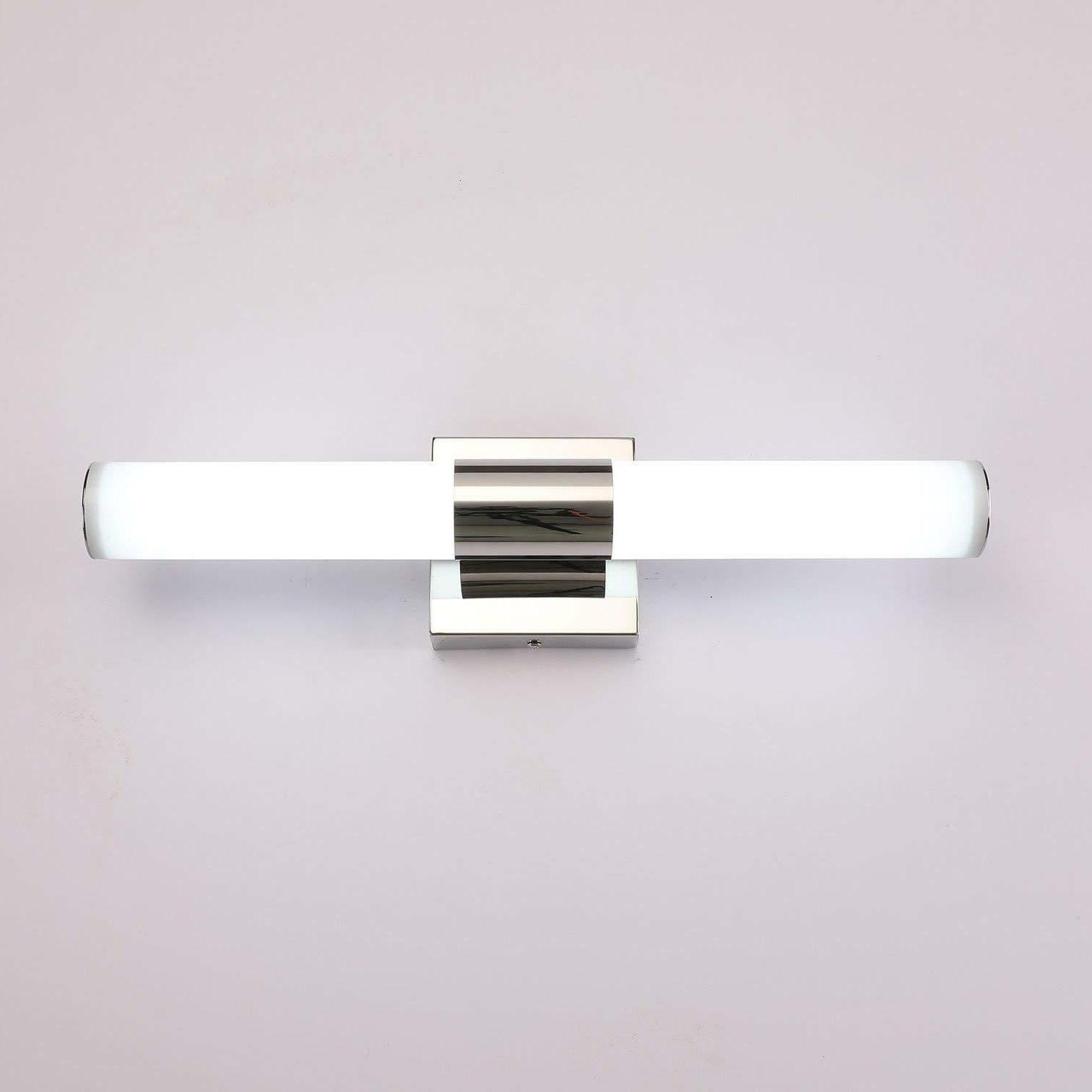 LED Modern Stainless Steel Sconce 23.6