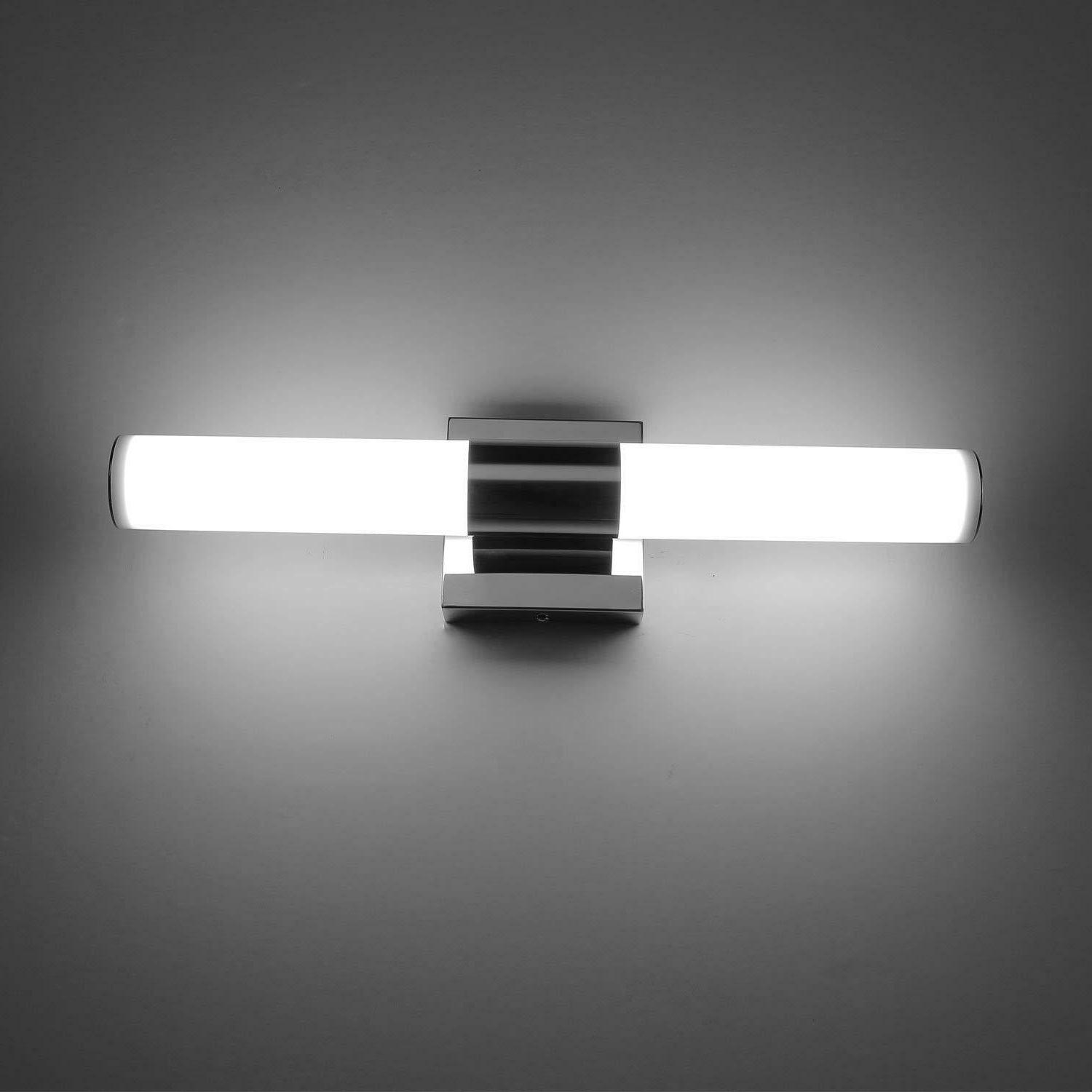 Stainless Wall Sconce 23.6